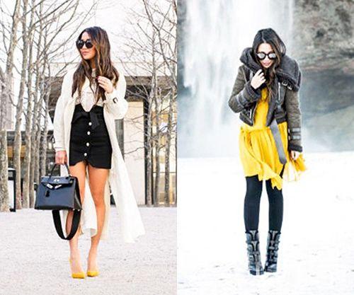 时尚资讯:腿不直的人怎么穿裙子