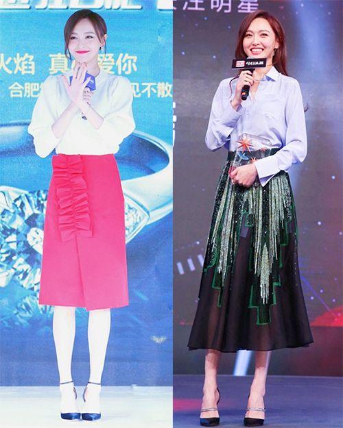 时尚资讯:筷子腿的人怎么穿裙子