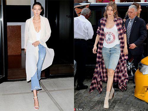 时尚资讯:夏天穿长衫拉风还防晒