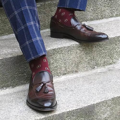 乐福皮鞋材质