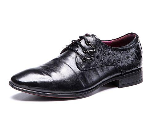 为什么男士一定要有一双系带皮鞋