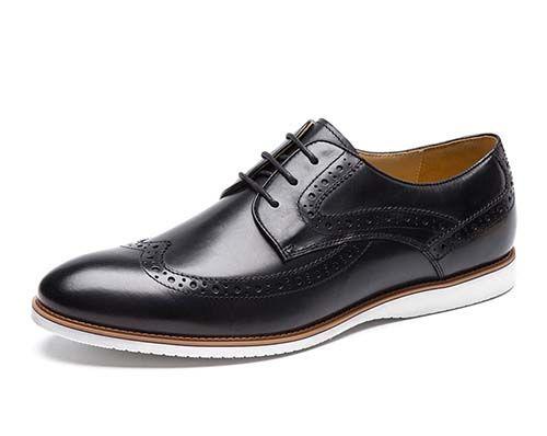 尖头皮鞋推荐