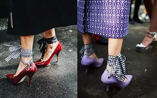 卖鞋的网站:绑带凉鞋