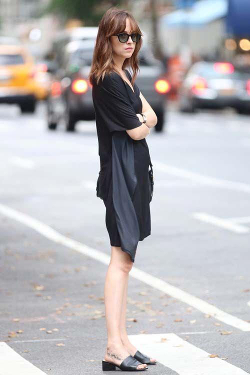 皮鞋时尚资讯:穆勒鞋搭配