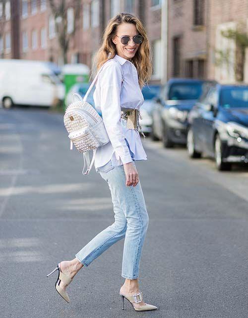 皮鞋时尚资讯:穆勒鞋怎么穿