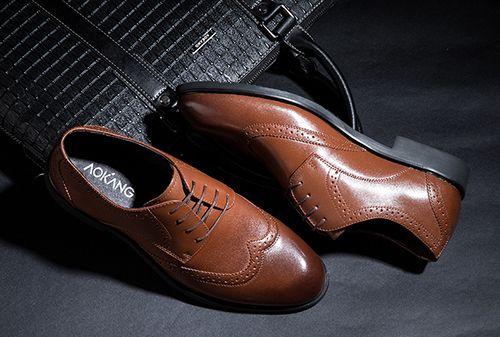 透气皮鞋怎么选