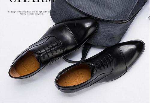 如何判断一双皮鞋好不好