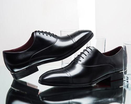 高级正装皮鞋