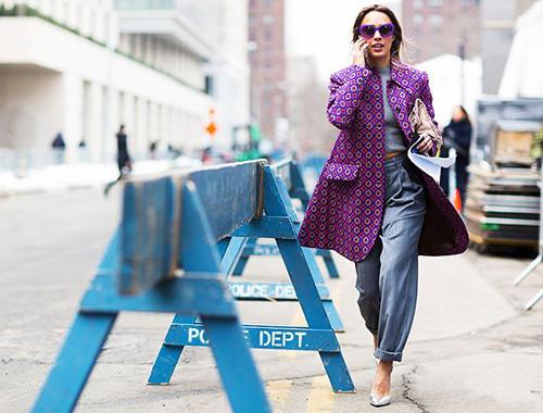 时尚资讯:银色鞋子怎么搭
