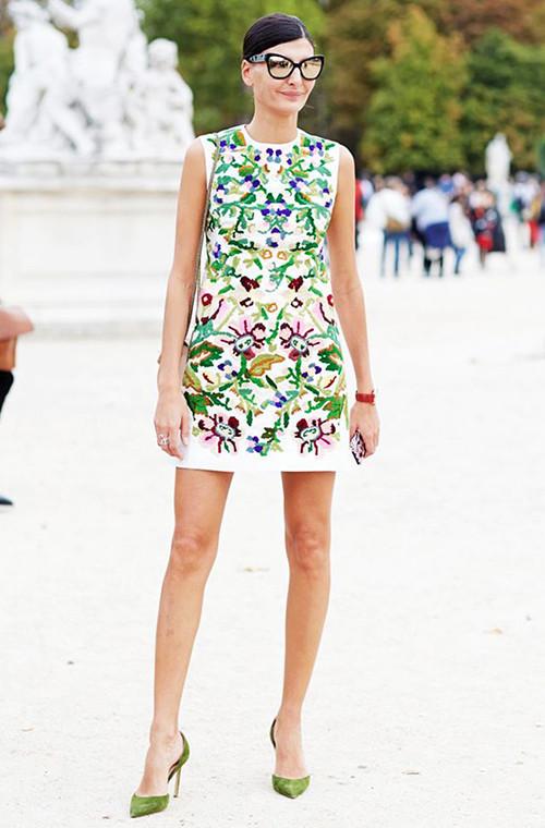 时尚资讯:绿色鞋子怎么搭