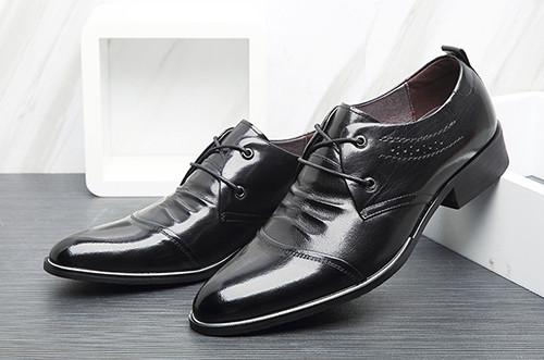 皮鞋鞋楦的选择